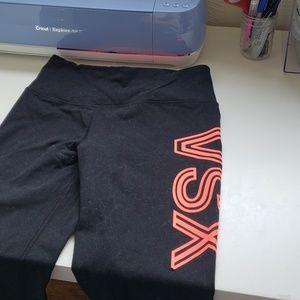 Workout leggings- Victoria's secret